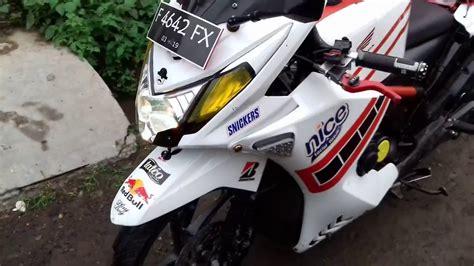 modifikasi honda beat fi 2013 motor matic full