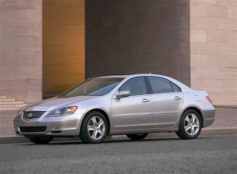 2007 acura rl specifications prices reviews