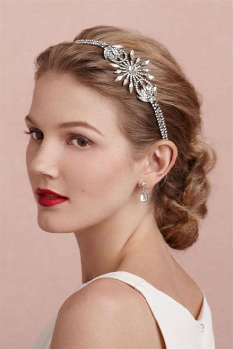 bride dream wedding hair accessories ideas