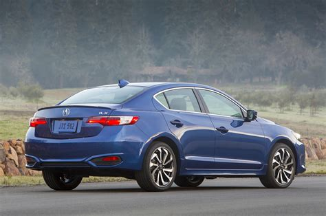 2016 acura ilx review