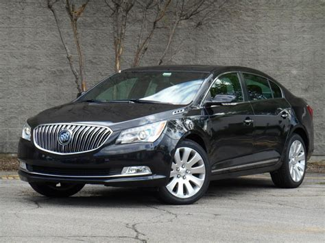 test drive 2014 buick lacrosse awd daily drive