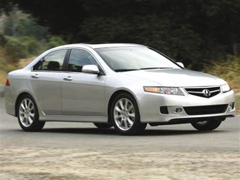 2006 acura tsx pricing ratings reviews kelley blue
