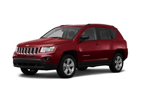 2012 jeep compass suv car review automotive sport