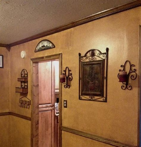 hated mustard color walls behr faux