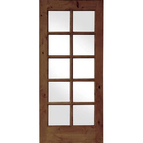 krosswood doors 30 80 krosswood french knotty alder