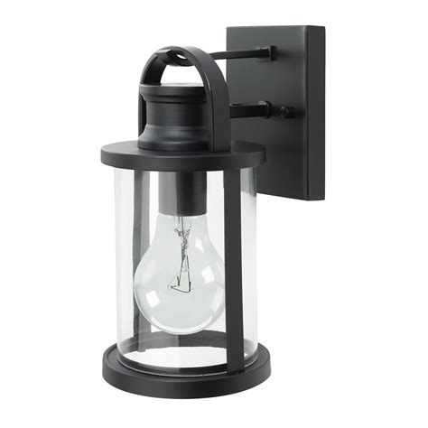 outdoor wall lights sconces lanterns home depot canada