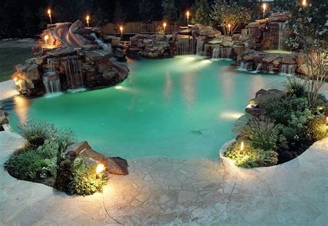 perfect fantasy backyard home dreams pinterest backyard swimming