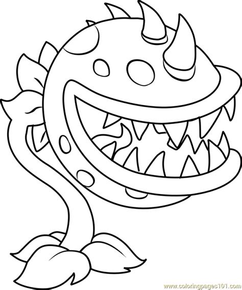 plants zombies coloring pages print kids 15270