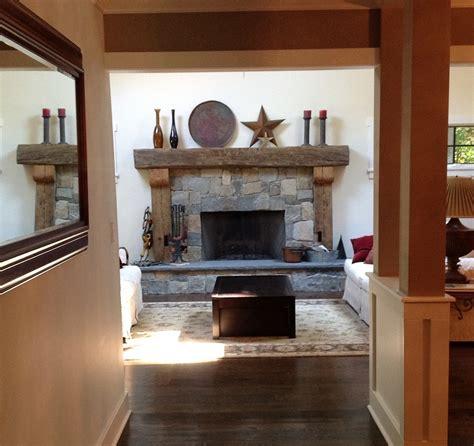 barn wood decor decorative ceiling beams mantels wide