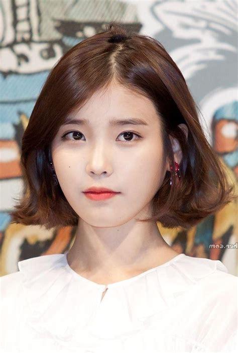 2019 latest korean short bob hairstyles