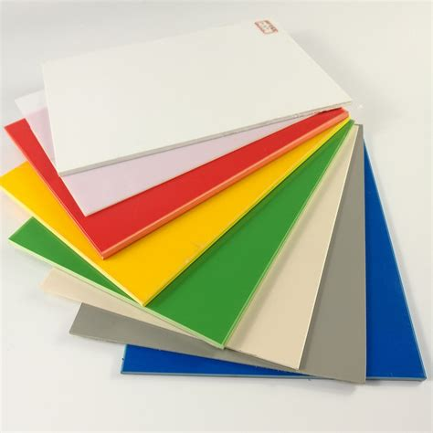 4x8 white black thin colored extruded polystyrene ps