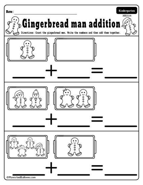 christmas addition worksheets kindergarten holiday math kindergarten addition