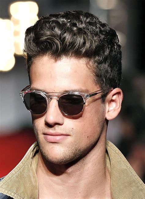 men curly hairstyles stylespedia