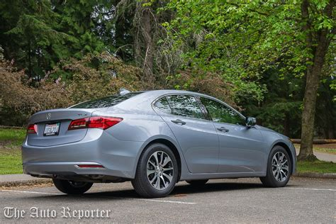 2016 acura tlx 4 cylinder auto reporter