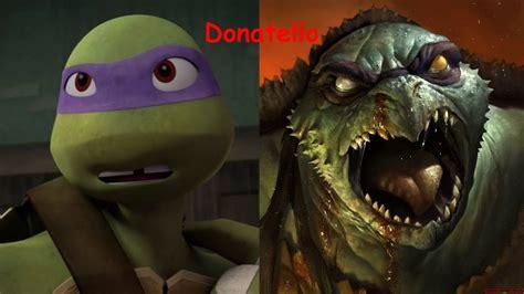 tmnt 2012 monsters tmnt 2012 real life tmnt