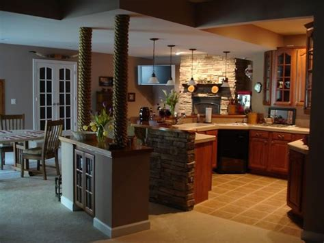 basement renovations simple elaborate depending tastes budget