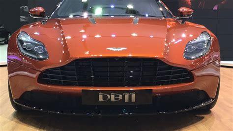 2017 aston martin db11 car fast car youtube