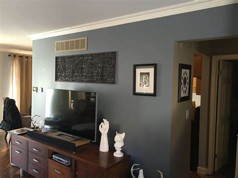 gray sherwin williams loved paint color lot blue