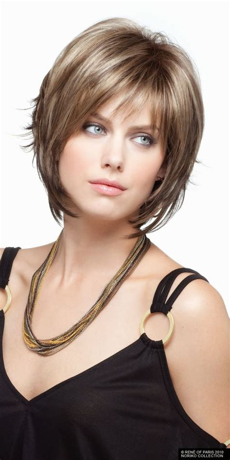 12 short hairstyles faces double chin natural hairstyles