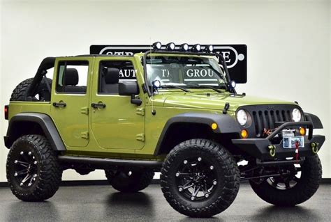 custom jeep wrangler unlimited texas google search love
