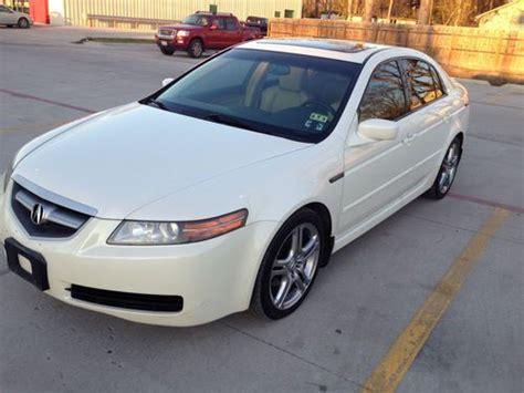 purchase 2005 acura tl fully loaded sedan 4