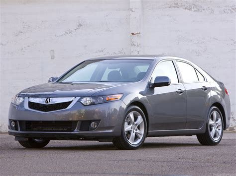 world automotive collection 2009 acura tsx