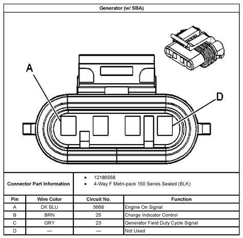 truck alternator wire ls1 alternator wire ls1tech