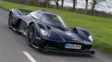 aston martin valkyrie tests hybrid powertrain public roads