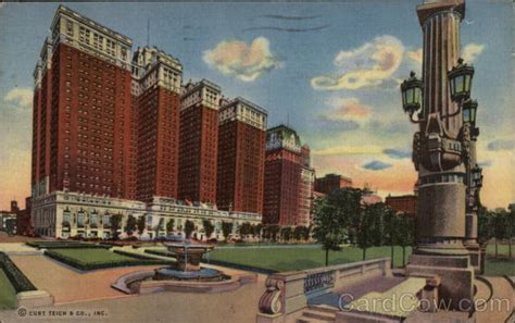 conrad hilton hotel chicago il