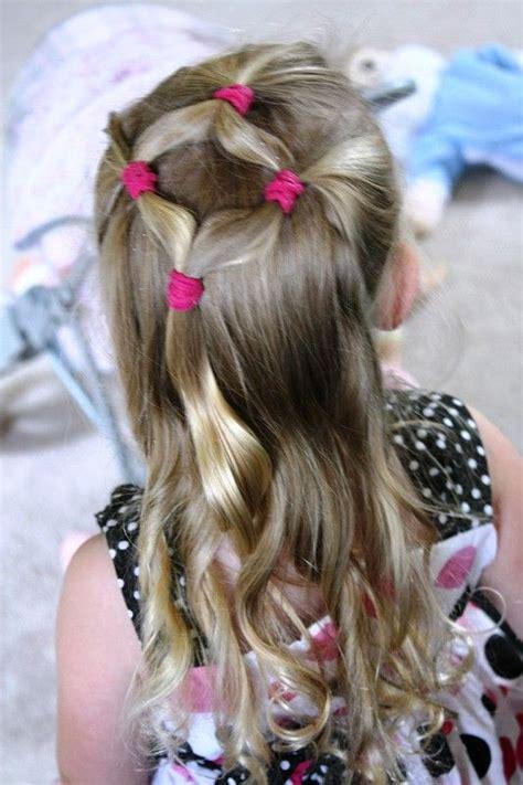 simple girly hairstyle school kid stuff pinterest hairstyles