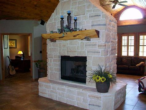 create rustic style fireplace cedar mantels