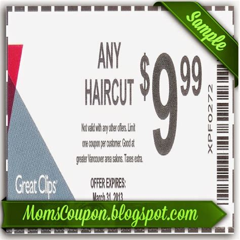 free printable great clips coupons big discounts free