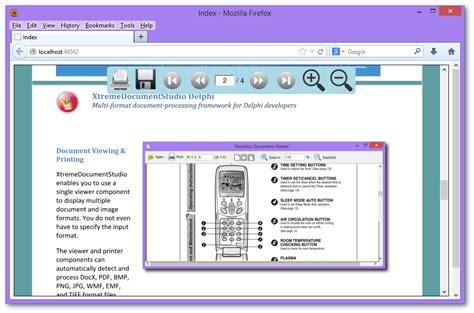 gnostice xtremedocumentstudio winforms webforms mvc html5 wpf document