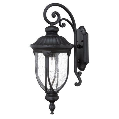 acclaim lighting laurens collection 1 light matte black