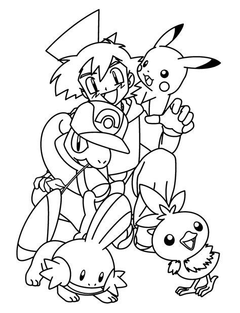pokemon advanced coloring pages images pokemon