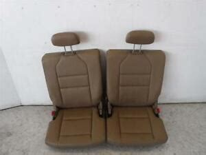 2004 acura mdx 3rd row 50 50 leather