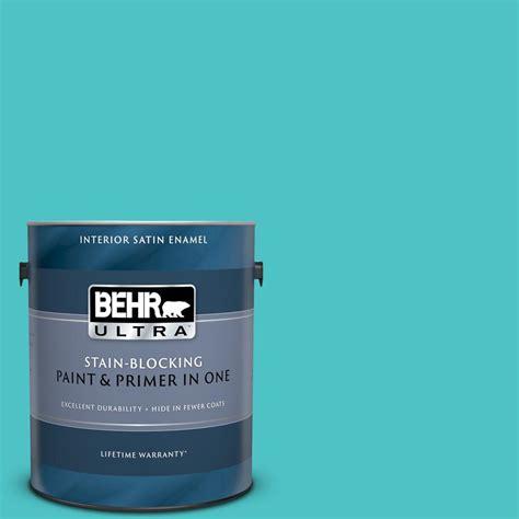 behr ultra 1 gal 500b 4 gem turquoise