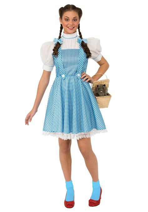 women adult dorothy costume