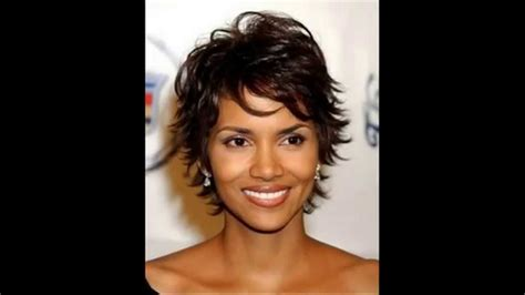 halle berry hairstyles ideas youtube