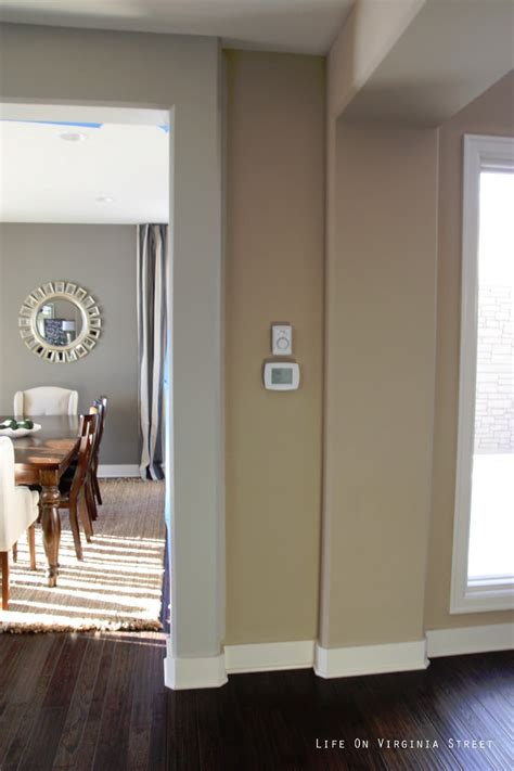 painting living room behr castle path life