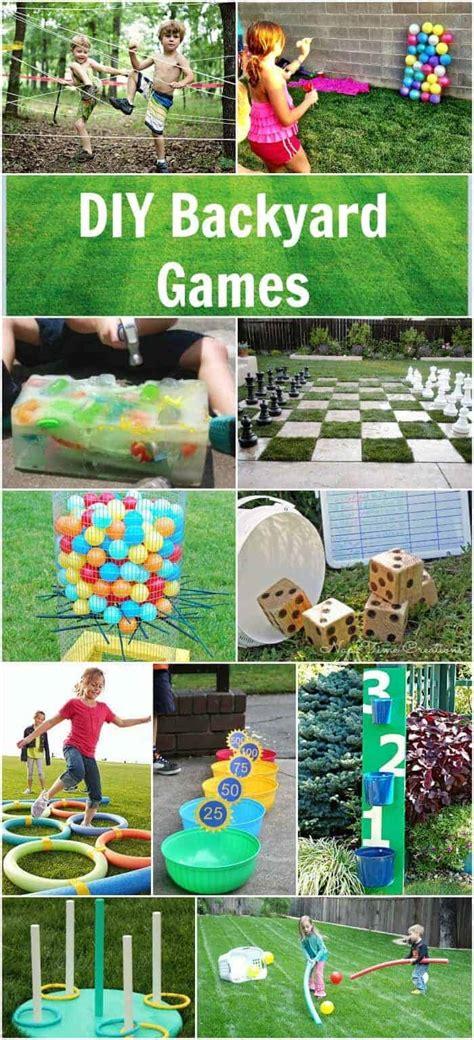 easy diy backyard games page 2 2 princess