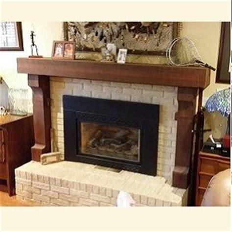60 Cedar Custom Built Rustic Fireplace Mantel