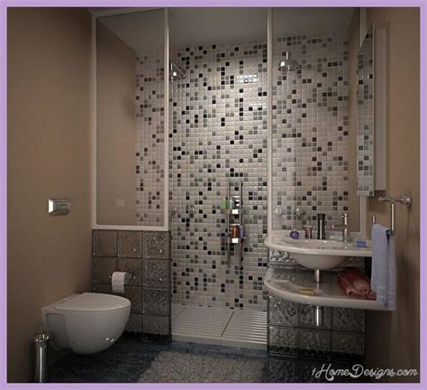 10 small bathroom tile ideas 1homedesigns