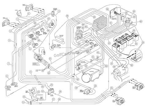2002 48 volt club car iq solenoid wiring