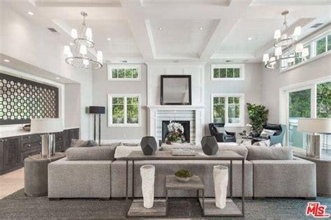 47 cool gray living room ideas photos