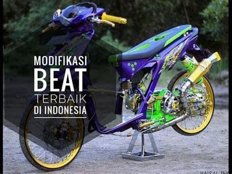 modifikasi beat thailook inspirasi youtube
