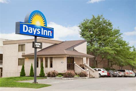 days inn fallsview niagara falls hotels booking