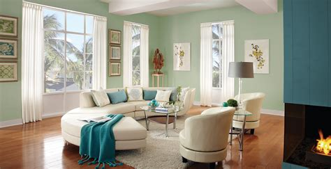 green living room ideas inspirational paint colors behr