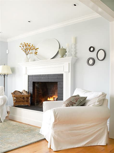 paint brick vitalize fireplace