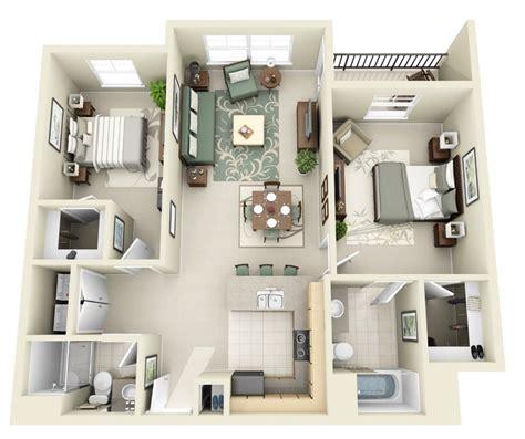 Three Bedroom Two Bath House Plans.html